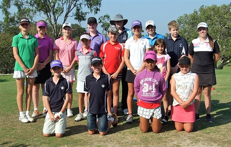 Junior Camp at Sawtell