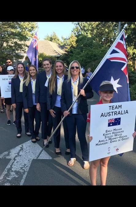 Amelia Mehmet Grohn & Emma De Groot – Golf Australia Teams Event Canada