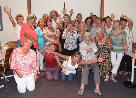 Ladies Camp at Forster/Tuncurry a huge success!